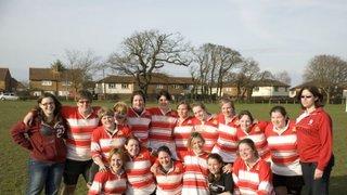 Havant Ladies 15  Southampton Ladies 43