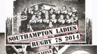 Southampton Ladies Rugby 7s 2014