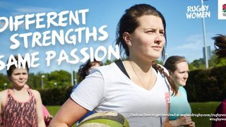 Southampton Ladies Open Rugby Taster evening