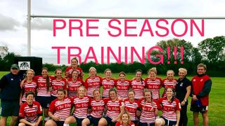 Ladies Pre season training begins Monday 16th July