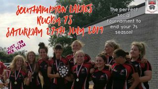 Southampton Ladies 7s 2019