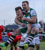 In Some Big News Craig Willis Makes U-Turn and Re-Signs for Ealing!!!