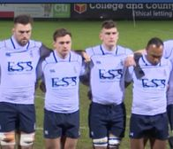Brothers In Arms They Represent the Royal Navy first XV