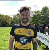 Big Hearted Harry Jon Morgan Sends a Big Thank You to those at  Billingham Rugby Club who Have Donated to a Charity Close to his Heart.