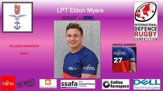 Eldon Myers Makes Senior UKAF Squad: Click to find out more....