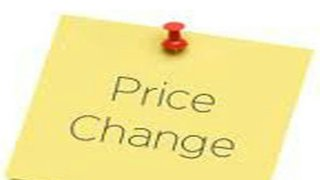 Important Notice: Price Change... click to find out more