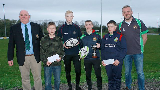Congradulations to the CVRFC Youth players who picked up awards .