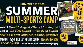 HRFC Community Programme Multi-sport Camp B