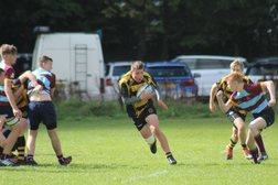 Camp Hill away on 1st Game of the season U15's