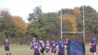 DE&B 2nd XV vs Aylesford 22 October 2016