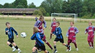 U11's Pre season Harwell and Hendred 2011