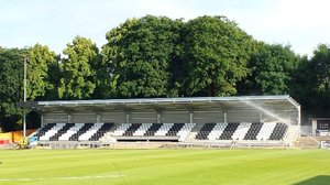 Sponsor a seat in the new stand