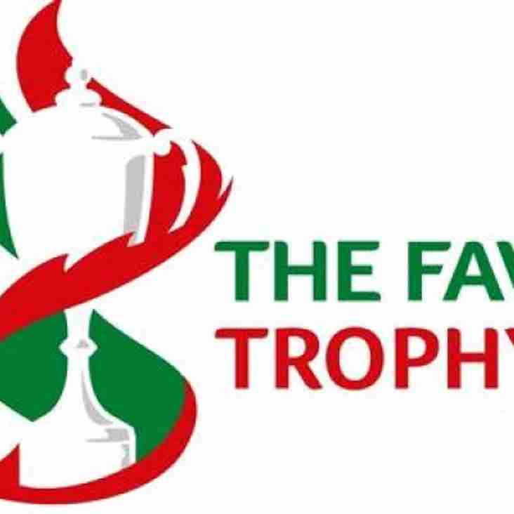 Gwynedd League success in the FAW Trophy