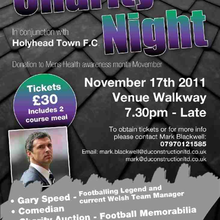 Holyhead Town Charity Event
