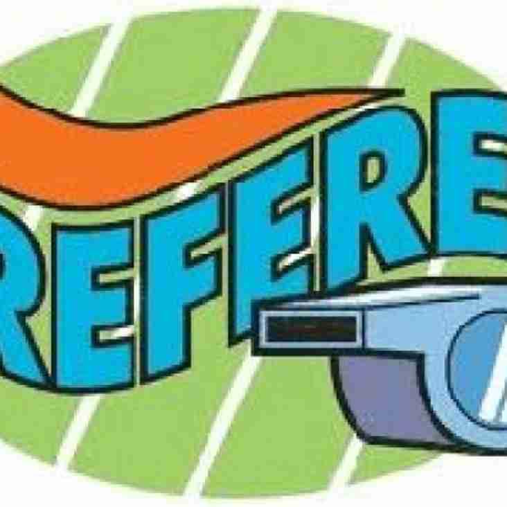 NWCFA Referees Recruitment Training Course