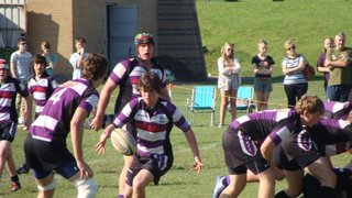 Cockles U16's Cup Victory against Stonehouse Sharks