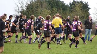 Cockle's U16's Vs Exeter chiefs