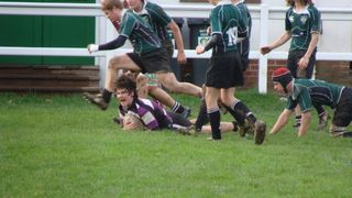 Cockles U16's Vs Sidmouth