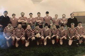 Baildon 1st 15 , at Whitby 1984/5 ish