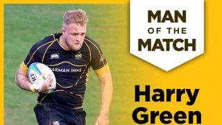 Harry Green named The Akeman MOM v Brentwood RFC