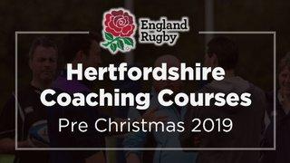 Hertfordshire Coaching Courses