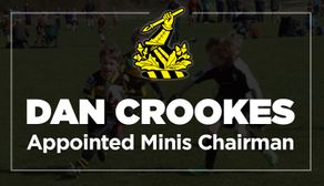 Dan Crookes has been appointed as Minis chairman