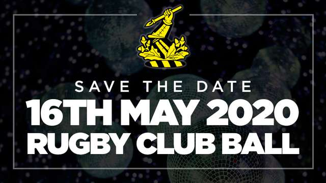 2020 Tring Rugby Club Ball