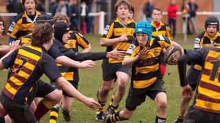 Tring U15A vs Ampthill Dec 11th 2011