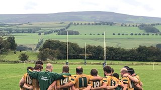 DOUBLE DALES DEFEAT