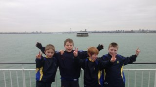 Saxons on Tour to Isle of Wight!