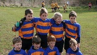 Saxons Training Sunday 15th