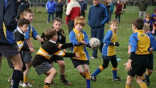 Saxons Show their Fighting Spirit at Portsmouth