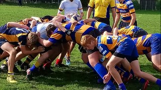 Saxons Join E&R for great day of rugby