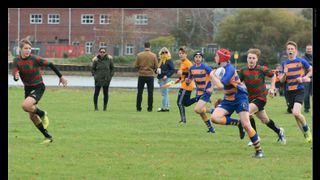 Dramatic last minute first defeat for the U16s