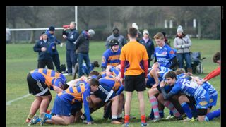 U16s  lose to Farnborough in the league.