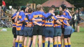 U16 Wimborne Away