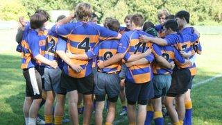 U16 Bracknell Away