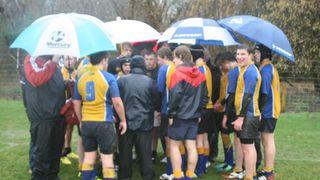 U16 Fordingbridge Away