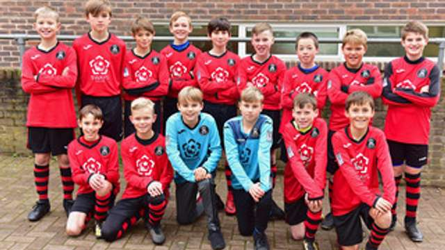 Under 13 -  Mid Sussex