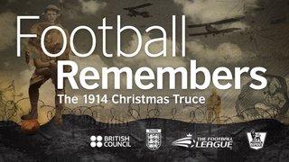 Football Remembers - 2014