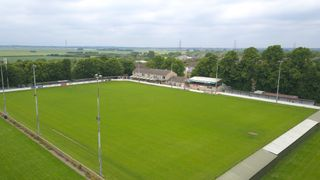 Soham Town Rangers By Drone