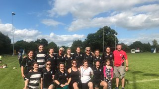 SW Midlands Touch Teams take the honours whilst hosts break another record.