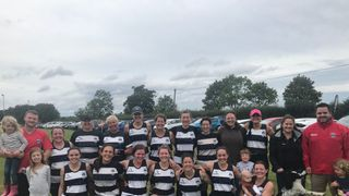 Stratford Touch Ladies finish 3rd in the NE Midlands Ladies league.