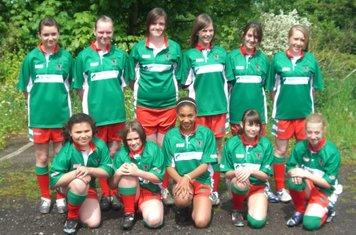 Farnley Falcons Girls Team