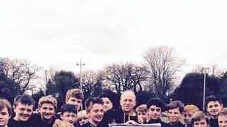 U13s Bid Farewell Head Coach Mark Currie - Scott Talbot Reports
