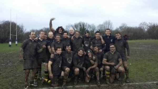 An away win @ Harrow RFC !