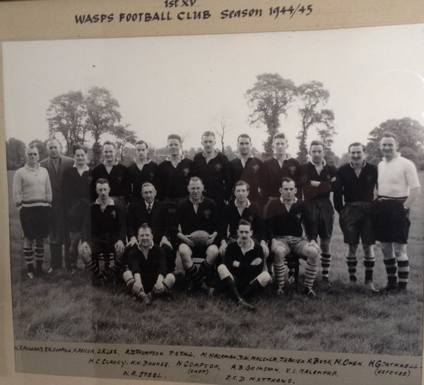 Wasps 1sts 1944/45