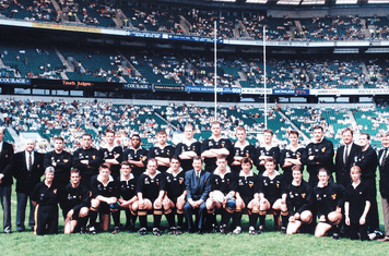 Wasps FC at HQ Cup Final