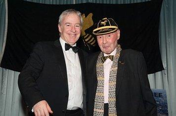 Nigel Melville and Ivor Montlake