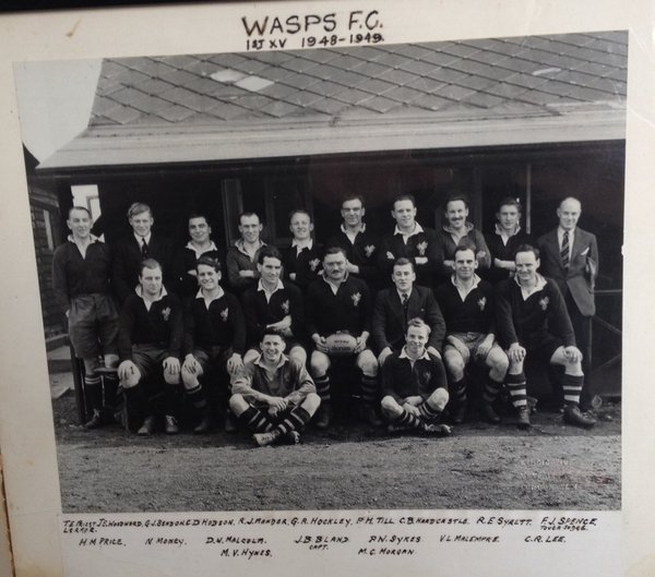 Wasps 1sts 1948/49